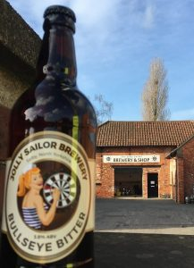 Jolly Sailor Brewery is one of the clients on insurance cover with Brewcover.