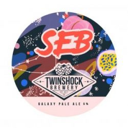 Galaxy Pale Ale from Twinshock Brewery - Microbrewery Insurance - Brewcover Insurance